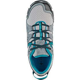 Columbia Isoterra Outdry Schuhe Damen steam/aegean blue